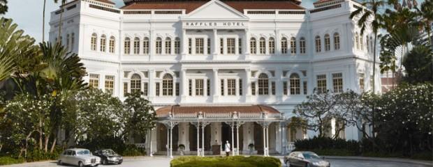 Celebrating 130 Iconic Years with Raffles Singapore