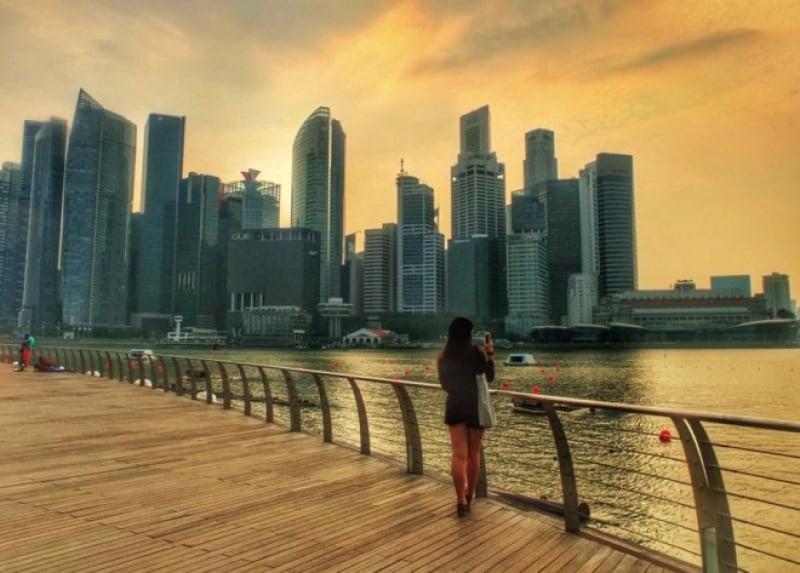Marina Bay Walk