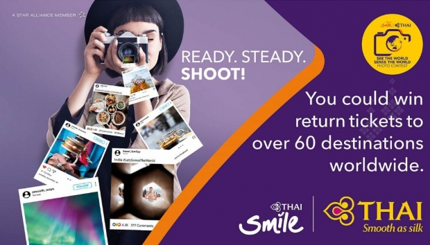 WIN Return Tickets from Thai Airways