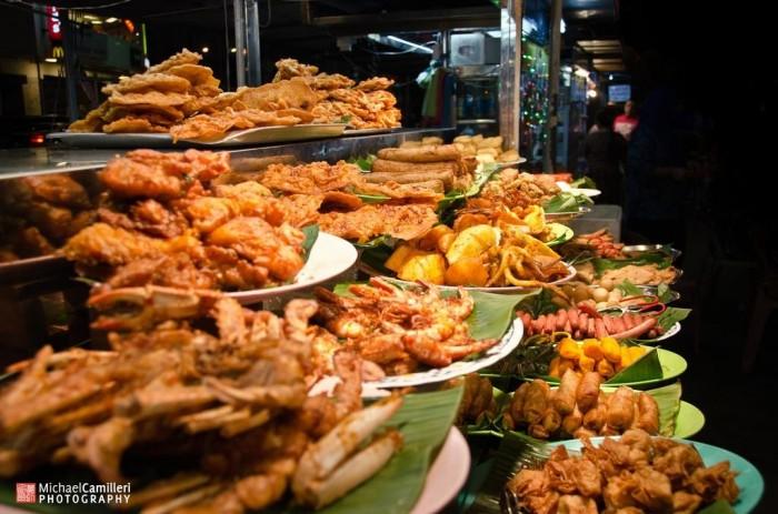 Chơi Gì Ở Penang: ẩm thực penang