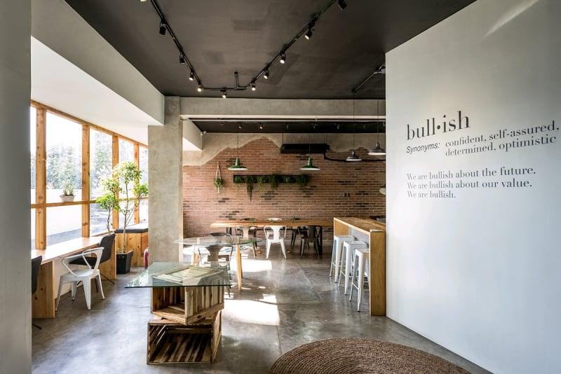 coworking spaces manila: Bull.ish