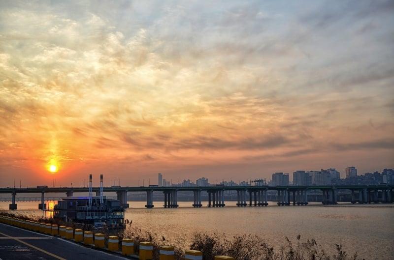 korea travel story