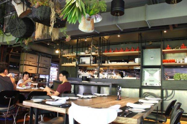 Greyhound Cafe Prices Bangkok