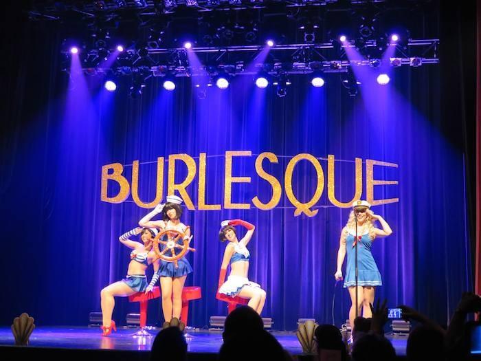 Burlesque Festival, Montreal