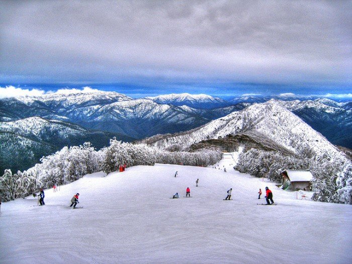 winter sports australian alps