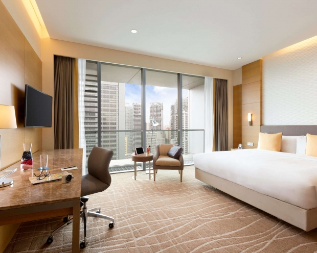 Stay 7 and Enjoy Special Benefits in Hotel Jen Orchardgateway Singapore
