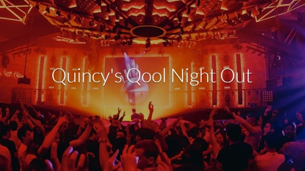 Quincy's Qool Night Out Offer with Far East Hospitality
