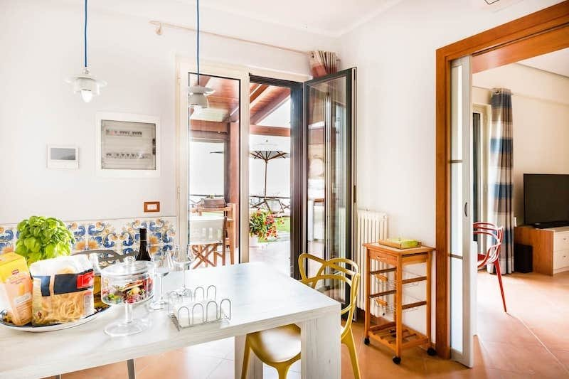 Airbnb Sorrento for Families