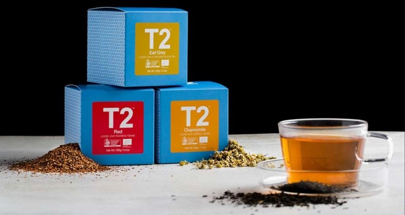 Tea from T2