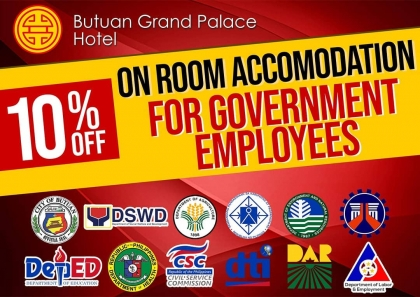 Government Employee Discount