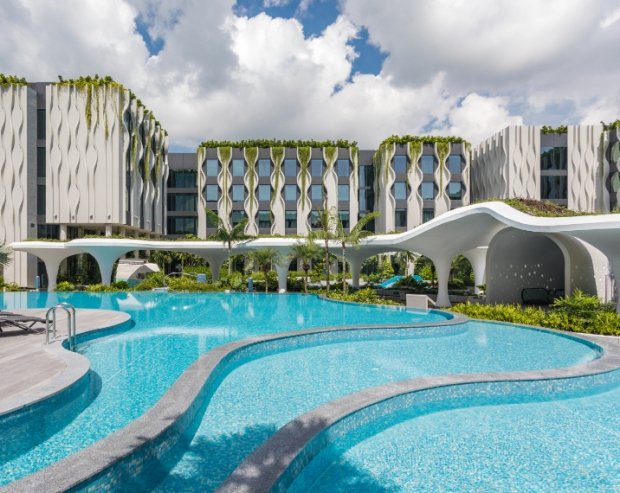 8% off Best Flexible Rate in Village Hotel Sentosa with OCBC Card