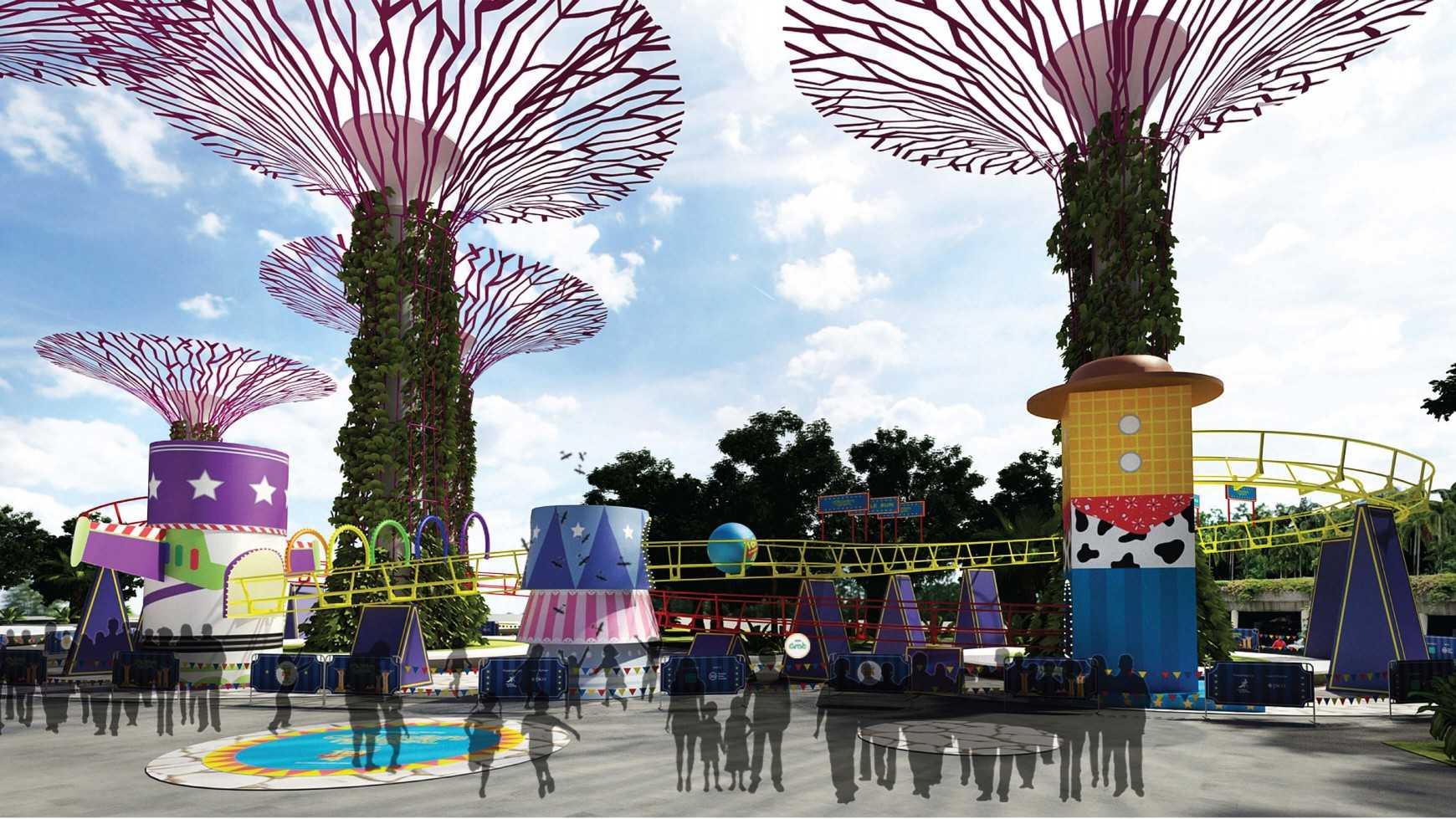 children's festival 2019 gardens by the bay
