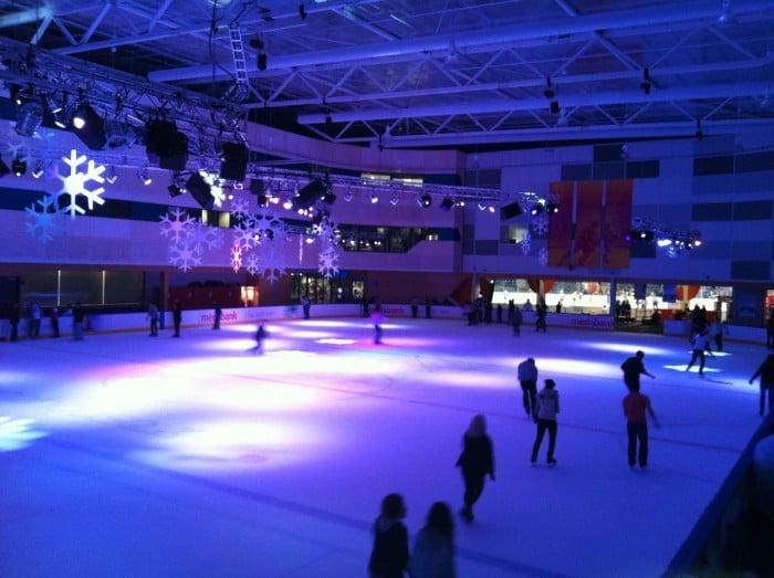 ice-skating o'brien group arena