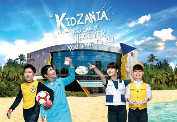 Get Exclusive Discounts off KidZania Singapore for you and your Little Ones with Maybank Cards