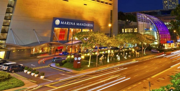 Formula 1 Track View Package 2018 in Marina Mandarin