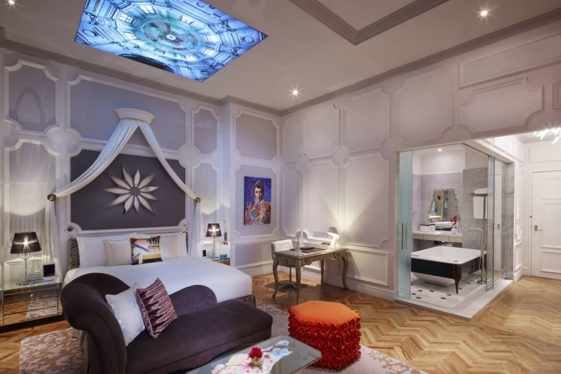 SO Sofitel singapore room