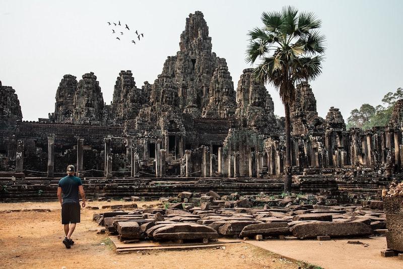 cambodia travellers