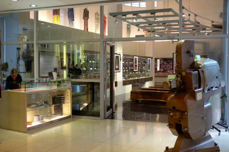 the cathay gallery museums in singapore