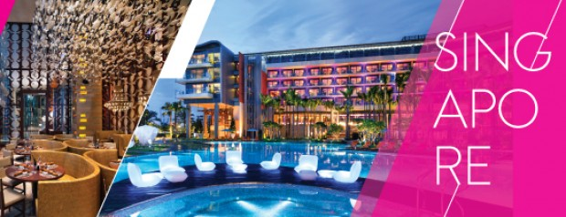 Live Large, Think Big with  Your Stay in W Hotel Singapore-Sentosa Cove