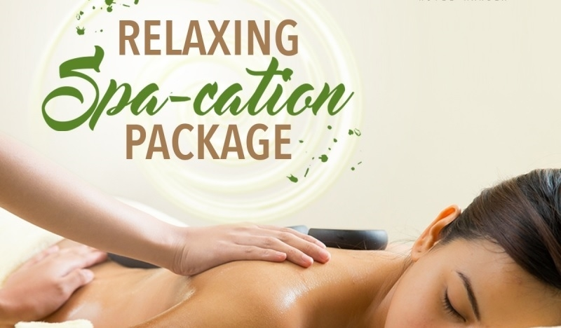 Relaxing SPA-cation Package