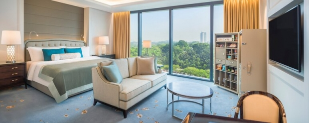 Live Exquisitely: Extended Stay Package at The St. Regis Kuala Lumpur