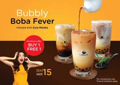 Bubbly Boba Fever