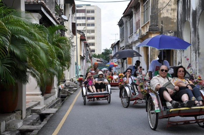 Chơi Gì Ở Penang: phố george
