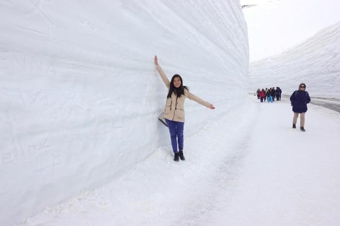 tateyama alpine route
