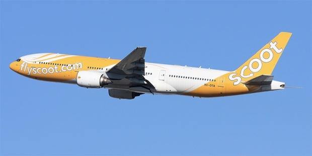 Enjoy Special Privileges when you Fly with Scoot as a PAssion Cardholder