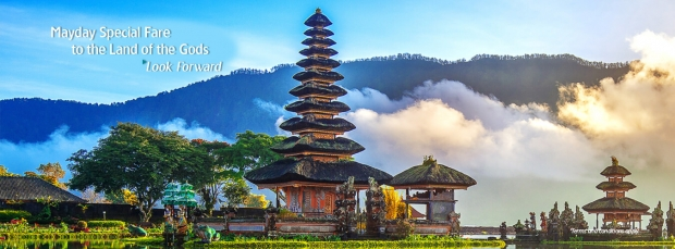 Mayday Special Fares To Bali with Garuda Indonesia