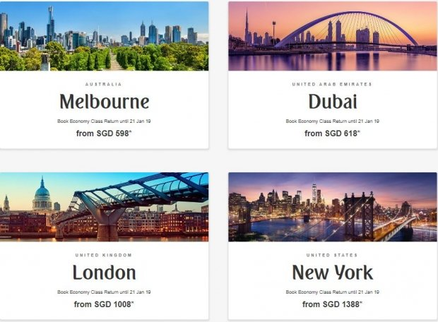 Discover the World with Flights on Emirates 1
