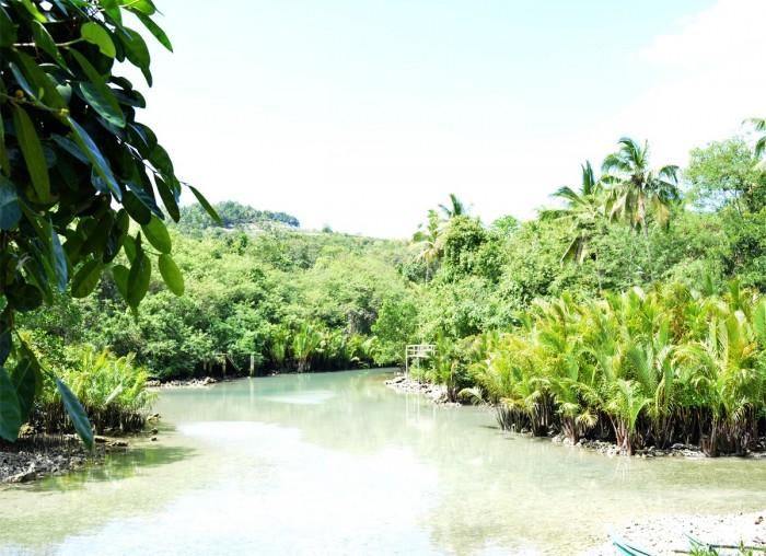 aloguinsan river