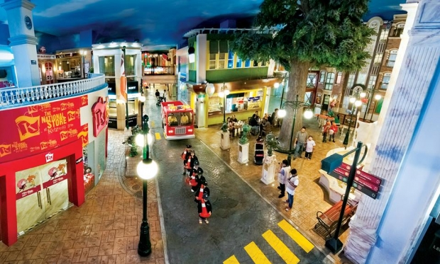 The Silver Package in KidZania Singapore for Seniors at 10% Savings