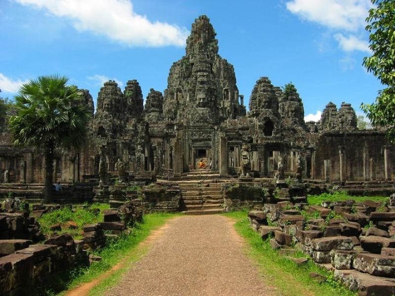 phim truong Angkor Thom