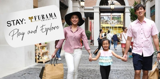 Stay, Play and Explore at Furama Chiang Mai
