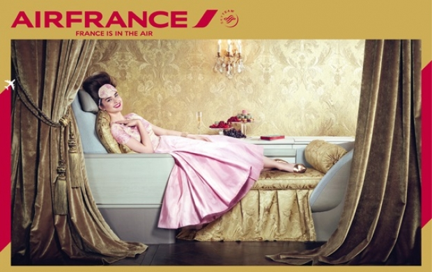 Travel in Style with Air France Business Class Sale