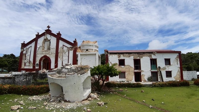 batanes earthquake