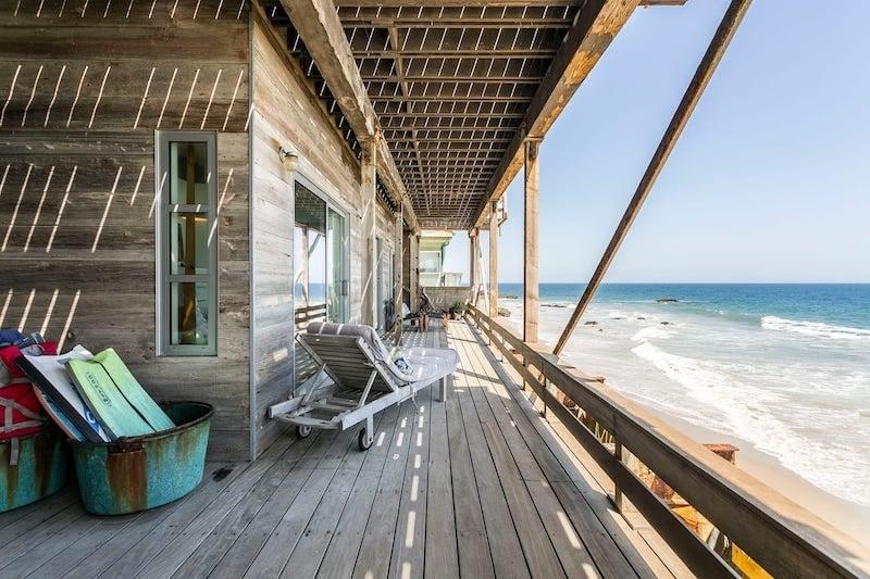 Best Beach House Airbnb in Malibu