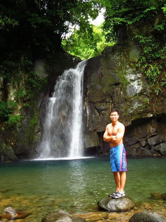 Mount Malinao's Vera Falls