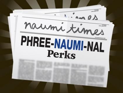 Free-Naumi-Nal Perks
