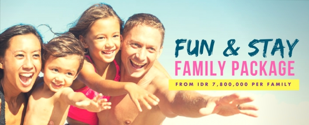 Fun & Stay Family Package in Bintan Lagoon Resort