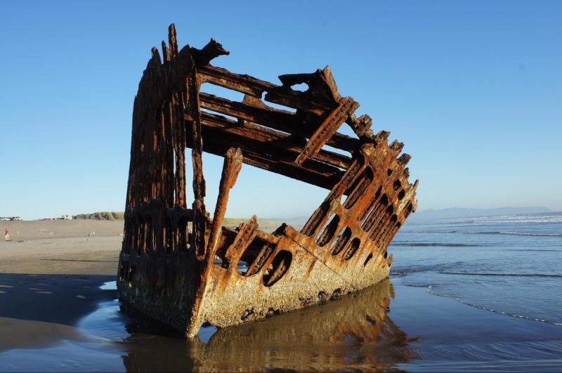 Beach Holidays – Fort Stevens, Oregan, USA
