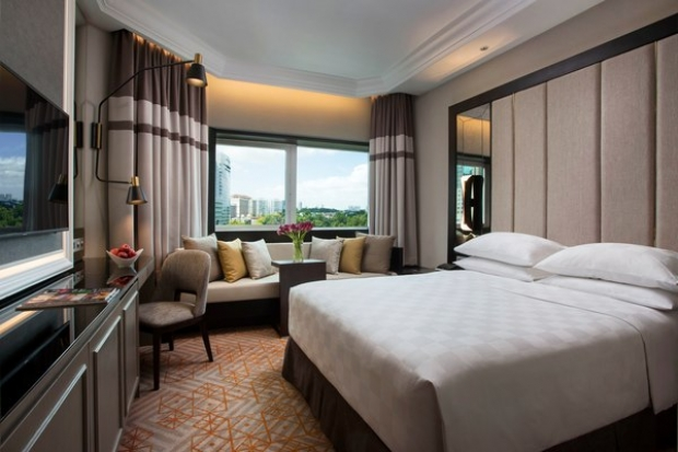 Deluxe Experience Package at Orchard Hotel Singapore