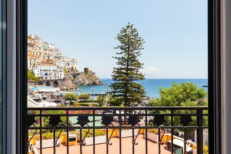 Centrally Located Airbnb in Amalfi