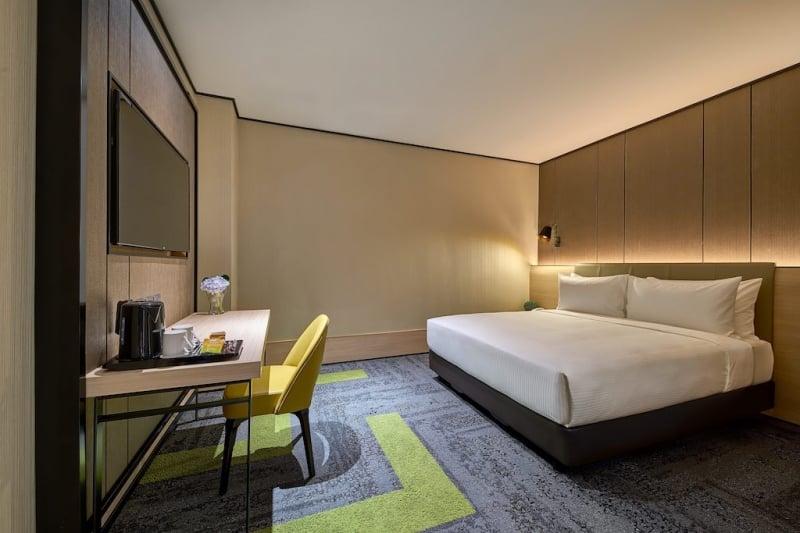 Aerotel Kuala Lumpur pillow