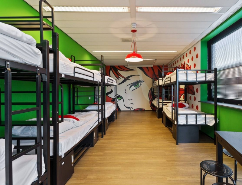 hostelle rooms amsterdam