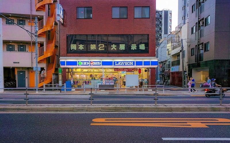 tokyo convenience stores