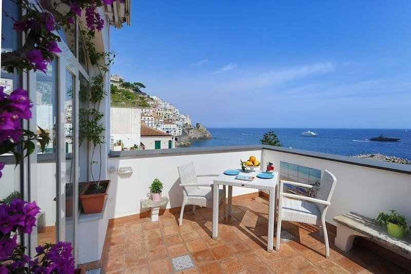Lady Laura House in Amalfi