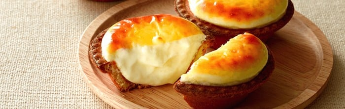 BAKE Cheese Tarts