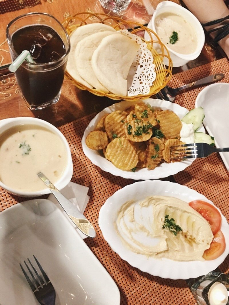 gOh Food Arabic Halal Cuisine Hong Kong